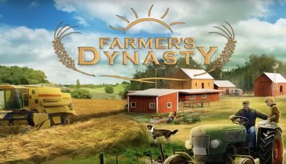 Farmers dynasty bude ďalšia farmárska simulácia