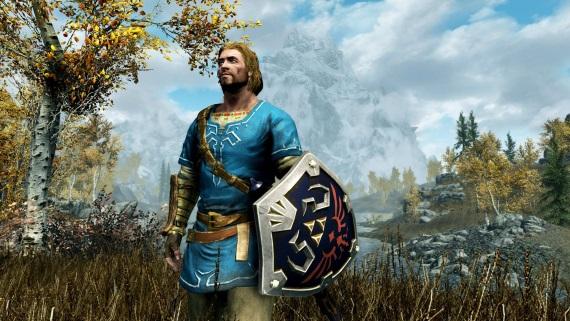 Elder Scrolls V: Skyrim príde na Switch 17. novembra
