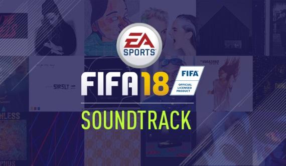 Zoznam skladieb v FIFA 18