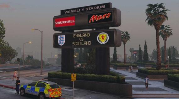 Project London prepracuje Londýn do GTA V