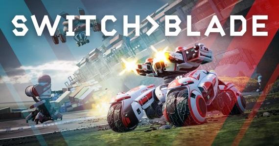 Free-to-play akcia na kolesách Switchblade príde na PC a PS4