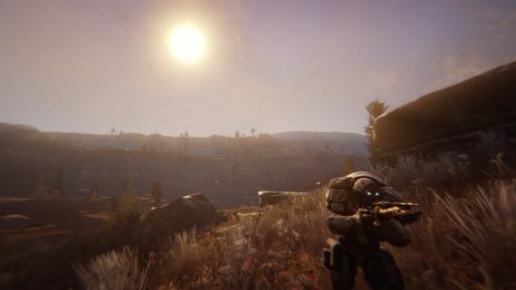 Warframe ponúka 22 minútovú ukážku Plains of Eidolon oblasti