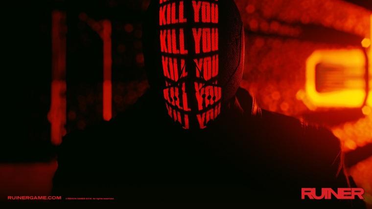 Gamescom 2017: Ruiner láka temným cyberpunkom a šialene rýchlou akciou