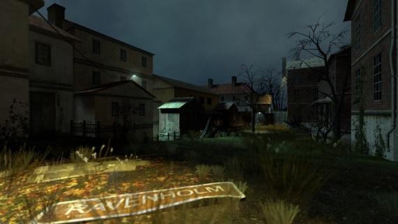 Aká mohla byť Half Life 2: Ravenholm expanzia?