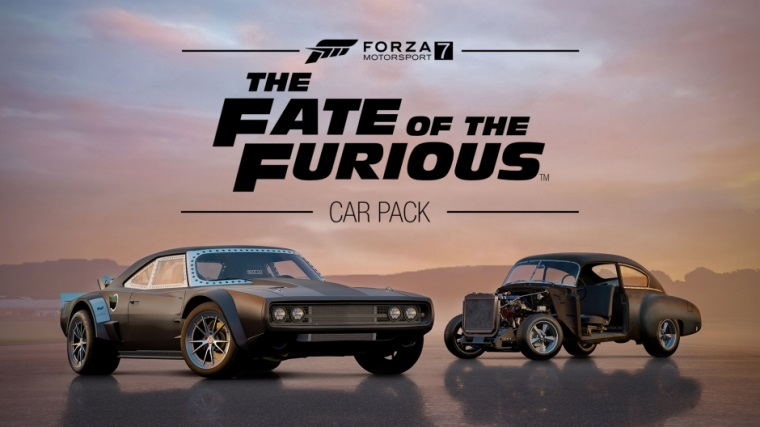 Forza Motorsport 7 dostane Fate of the Furious balík áut