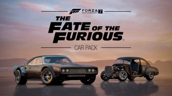 Forza Motorsport 7 dostane Fate of the Furious balík áut