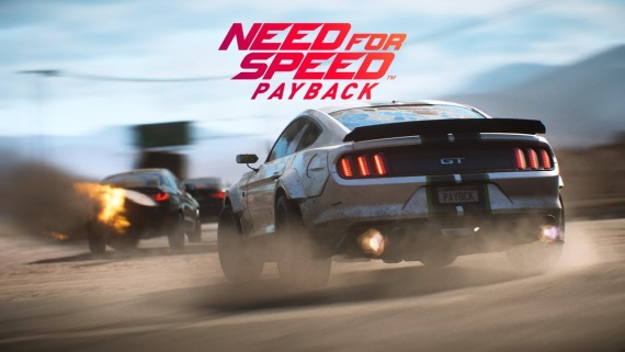 Need for Speed Payback ukazuje mapu prostredia