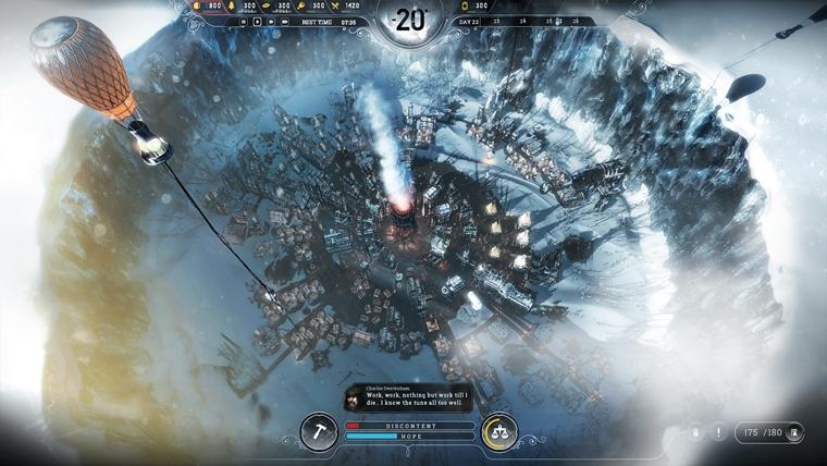Gamescom 2017: Frostpunk vám ukáže, čo je to byť vodcom ľudí, ktorí stratili všetko
