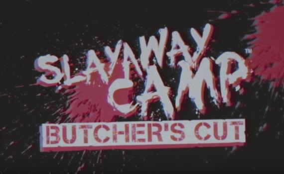 Krvavý puzzle slasher Slayaway Camp: Butcher's Cut príde na konzoly