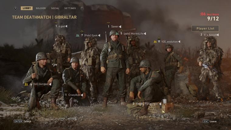 Aká je PC beta Call of Duty WWII?