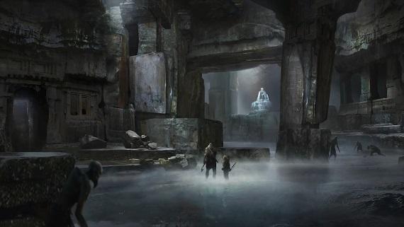 God of War ukazuje ďalšie artworky, informuje o mágii, tajných questoch a runách