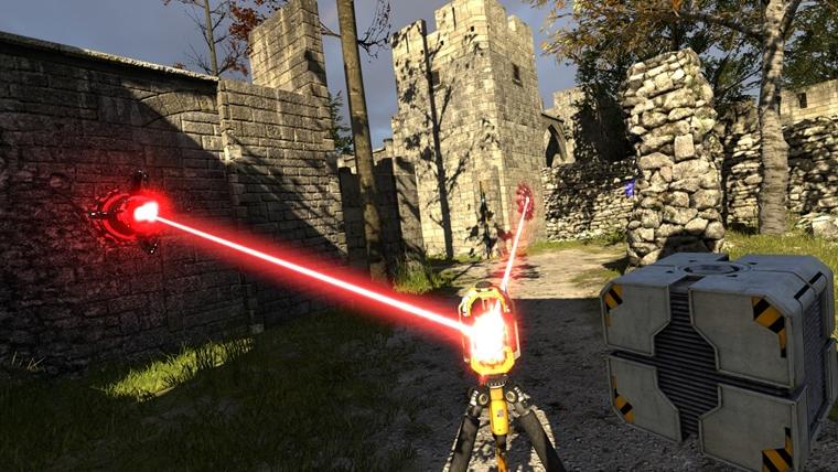 Gamescom 2017: Ako sa hrá Talos Principle vo virtuálnej realite?