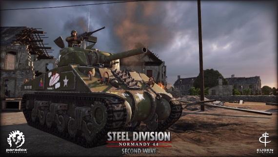 Steel Division: Normandy 44 dostane prvé platené DLC aj free doplnky
