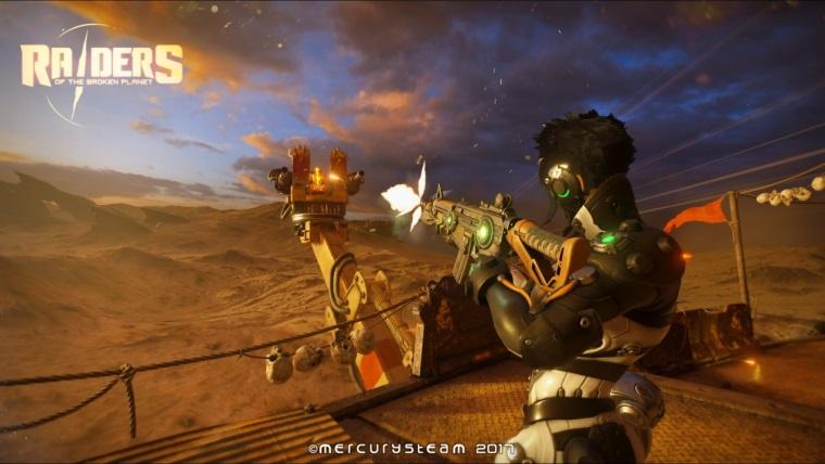 Gamescom 2017: Raiders of the Broken Planet vám v rýchlych súbojoch nič nedá zadarmo