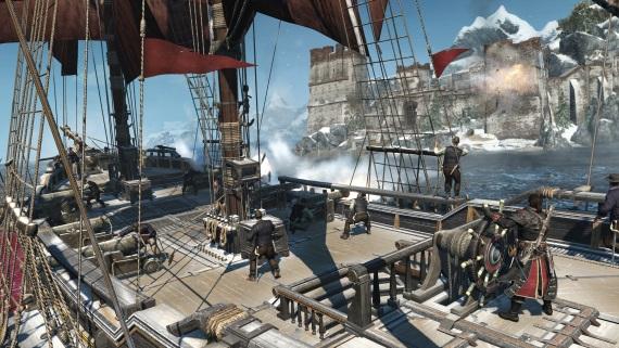 Detaily remastru Assassin's Creed Rogue, v akom pôjde rozlíšení?