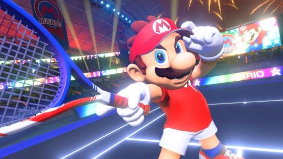 Mario Tennis Aces sa po oznámení dočkal aj prvých záberov