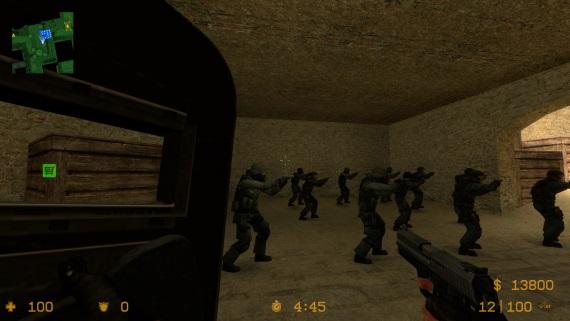 Fanúšikovský remake Counter Strike Condition Zero dostal beta 3 verziu