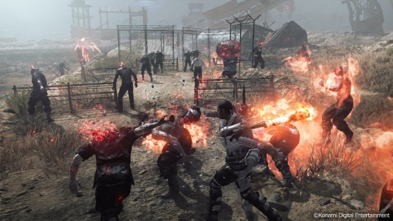 Metal Gear Survive približuje svoj príbeh