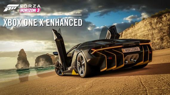 Čo vylepšuje Enhanced update pre Forzu Horizon 3?