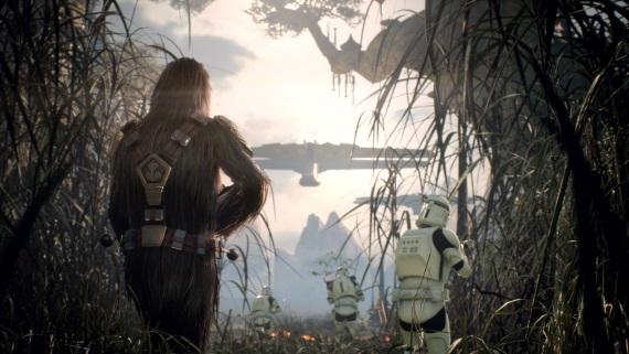 Star Wars Battlefront II pridáva novú Blast mapu, stroj a upravuje postavy