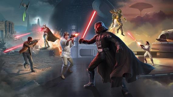 Star Wars Rivals bude mobilná multiplayerovka s hrdinami tohto univerza