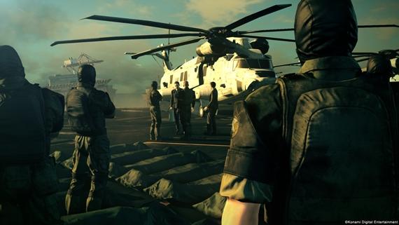 Beta Metal Gear Survive spustená, Konami pridáva obrázky
