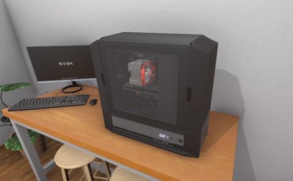 EVGA prinesie svoje komponenty do PC Building Simulatora