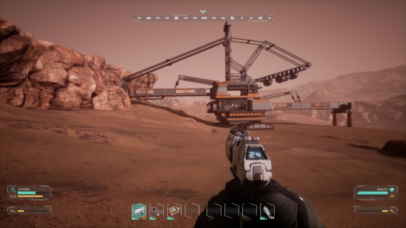 Memories of Mars ohlásené, bude to survival sandboxovka na Marse