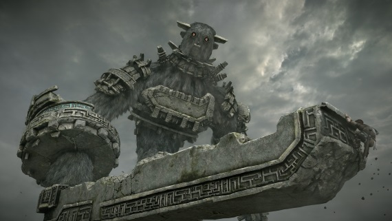 15 minút z Shadow of the Colossus na PS4