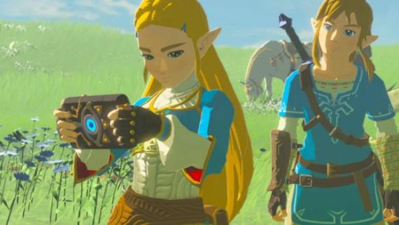 Over the Moon sa bližšie pozreli na motiváciu v Zelda: Breath of the Wild