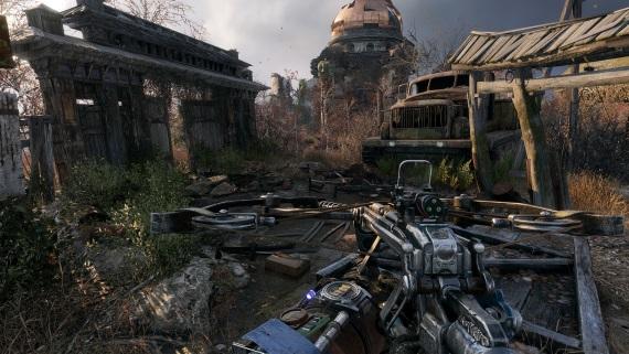 Scenár pre Metro Exodus je dlhší ako obe predchádzajúce hry s expanziami