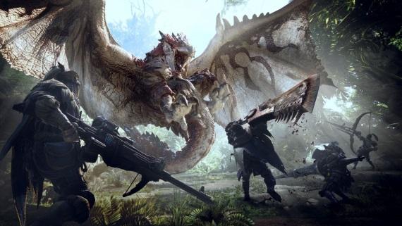 Monster Hunter World končí v recenziách veľmi dobre