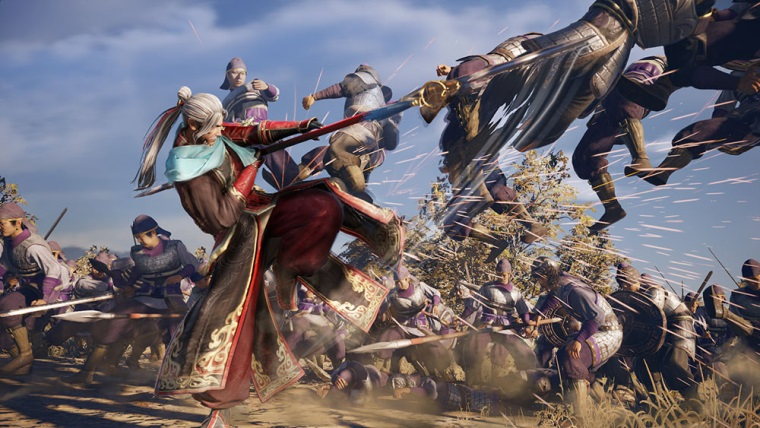 Gameplay ukážka z kampane Dynasty Warriors 9