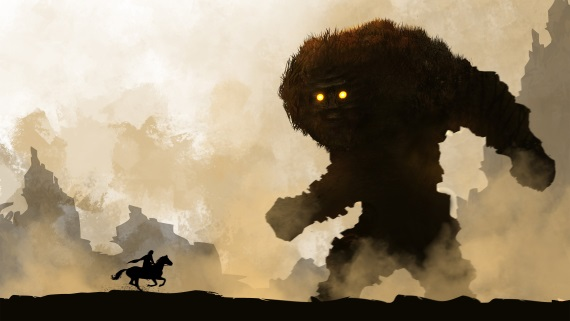 Shadow of Colossus wallpapers