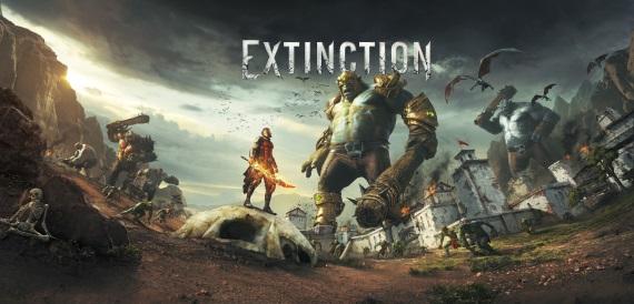 Boj proti orkom v titule Extinction začne v apríli