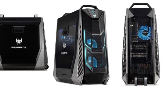 Acer pred CES predstavil svoju ponuku desktopov a notebookov