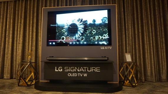 LG predstavilo ôsmu sériu svojich OLED TV, podporujú 120Hz