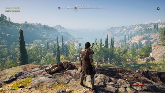 Assassin's Creed Odyssey dostáva recenzie, nesklamal v nich