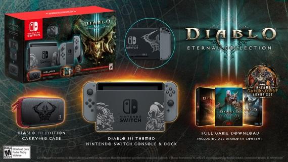 Switch dostane špeciálnu Diablo verziu