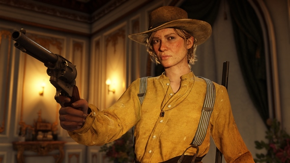 Kampaň Red Dead Redemption 2 vám ponúkne 60 hodín hry
