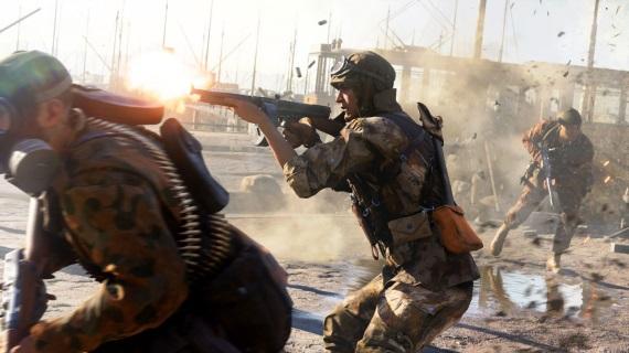 Aké všetky zbrane ponúkne Battlefield V pri vydaní?