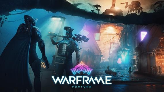 Fortuna expanzia pre Warframe vyjde v novembri