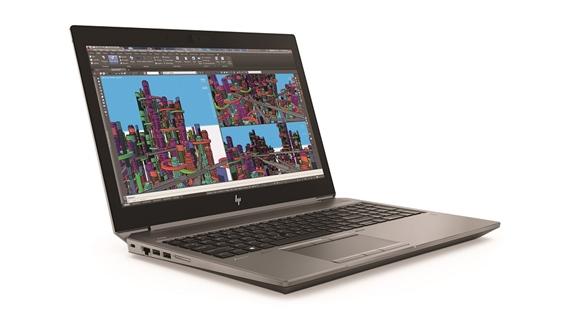 Mobilné pracovné stanice HP ZBook dostanú nový hardvér