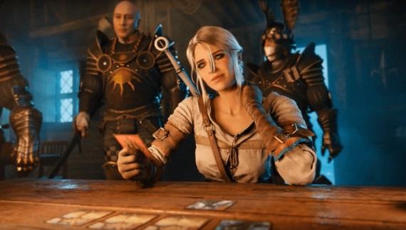 Gwent pred vydaním ukazuje svoju upravenú hrateľnosť