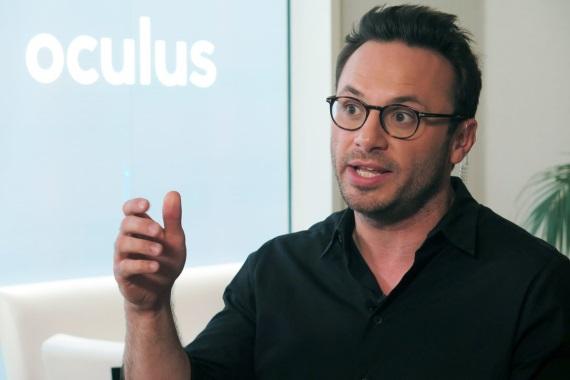 Spoluzakladateľ Oculusu odišiel z firmy