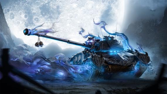 Na Halloween zavítajú do World of Tanks: Mercenaries monštrá