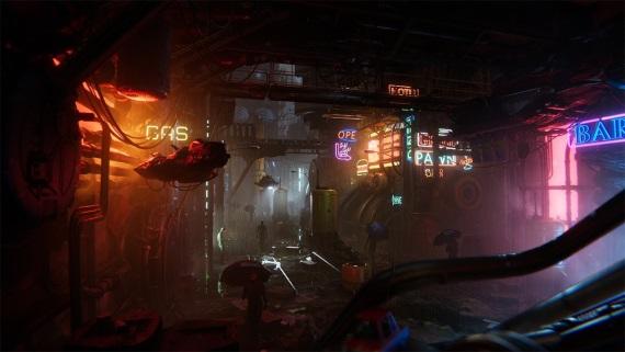 Unity ponúklo parádne demá, ukázalo cyberpunkové mesto a ponúkli príklad fps hry na stiahnutie