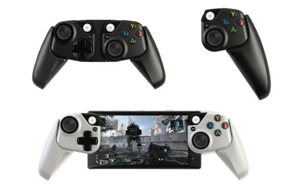 Microsoft skúšal spraviť rozložiteľný gamepad pre mobily