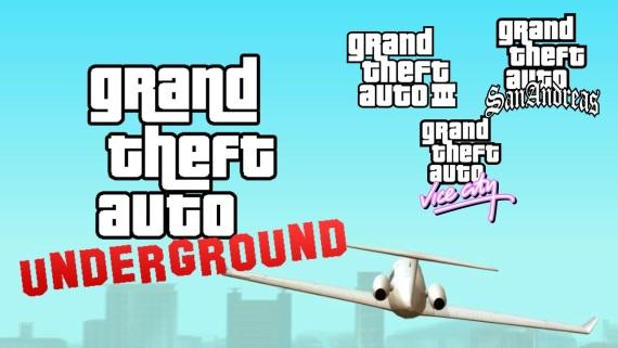 GTA: Underground spája San Andreas, Liberty City, Vice City, Manhunt a Bullworth do jednej veľkej mapy