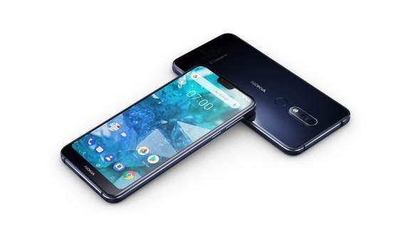 Nokia 7.1 predstavená